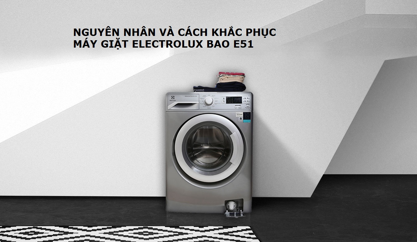 may giat electrolux bao e51